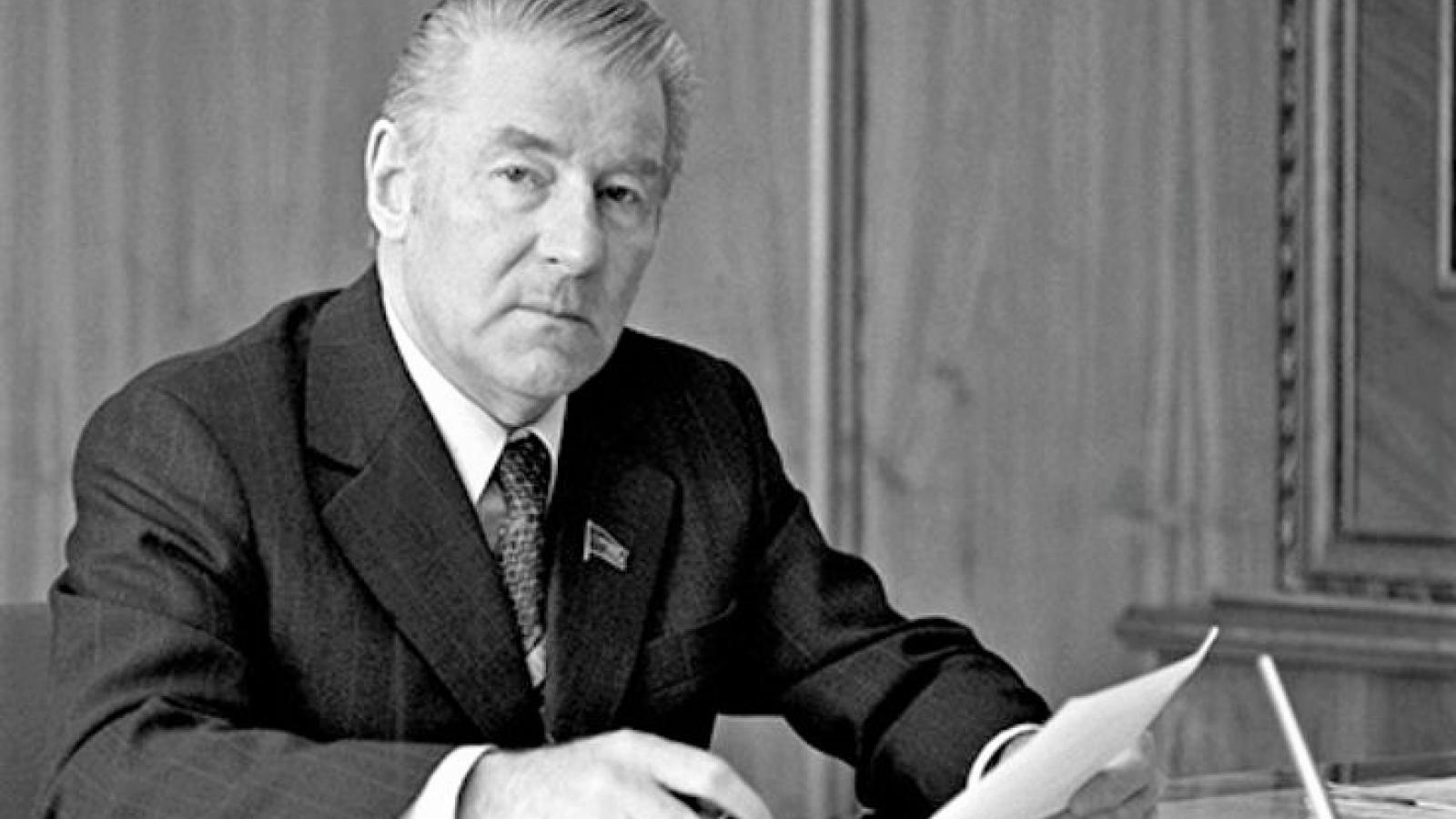 Lãnh đạo CPSU sợ Ủy ban Kiểm tra TW hơn KGB