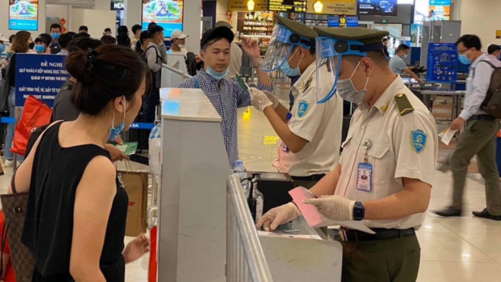 Tăng cường an ninh cácchuyến bay đi Nhật Bản trong thời gian tổ chức Olympic