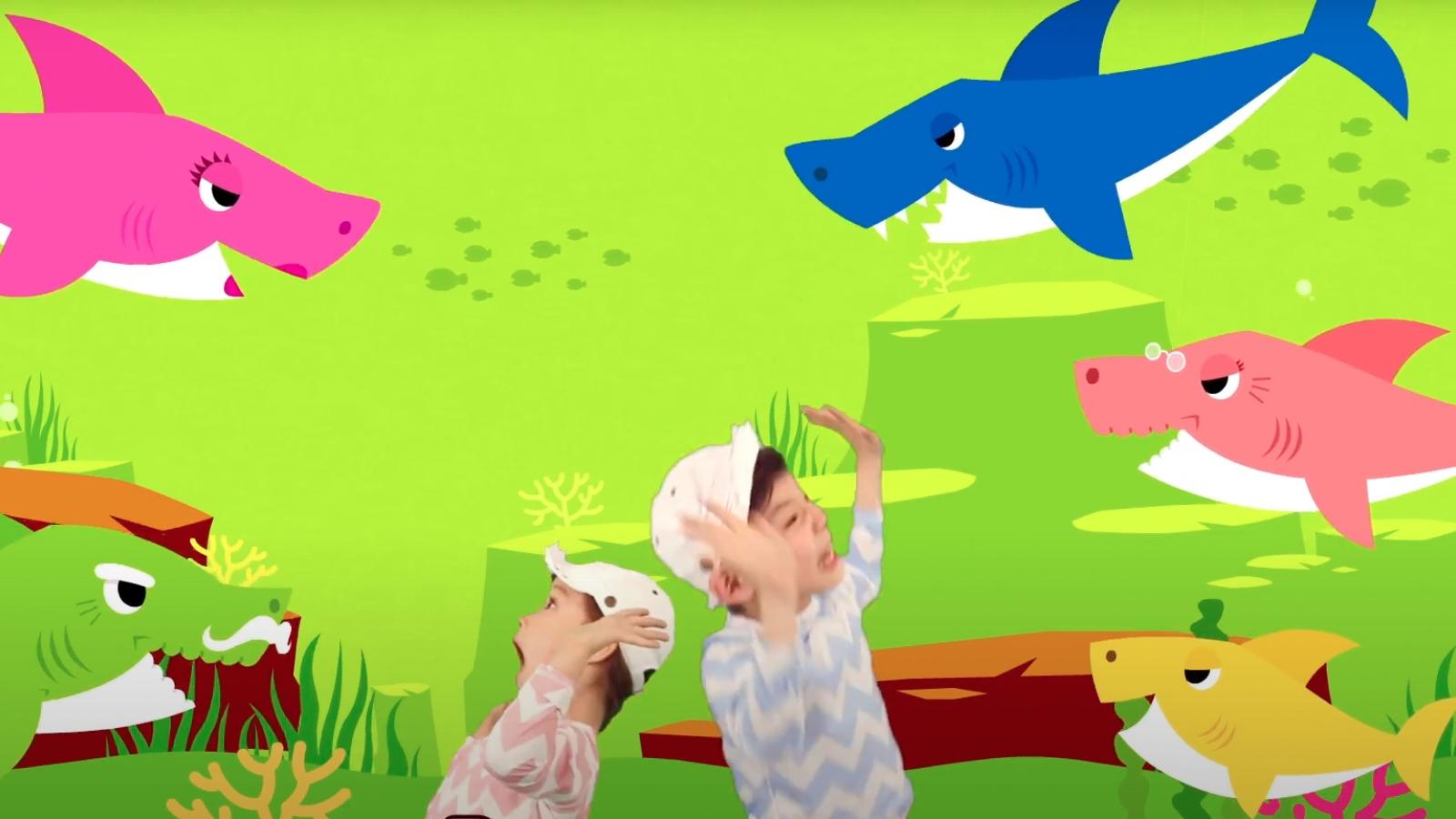 """Hàn Quốc ra phán quyết cuối cùng về vụ kiện bản quyền bài hát """"Baby Shark"""""""