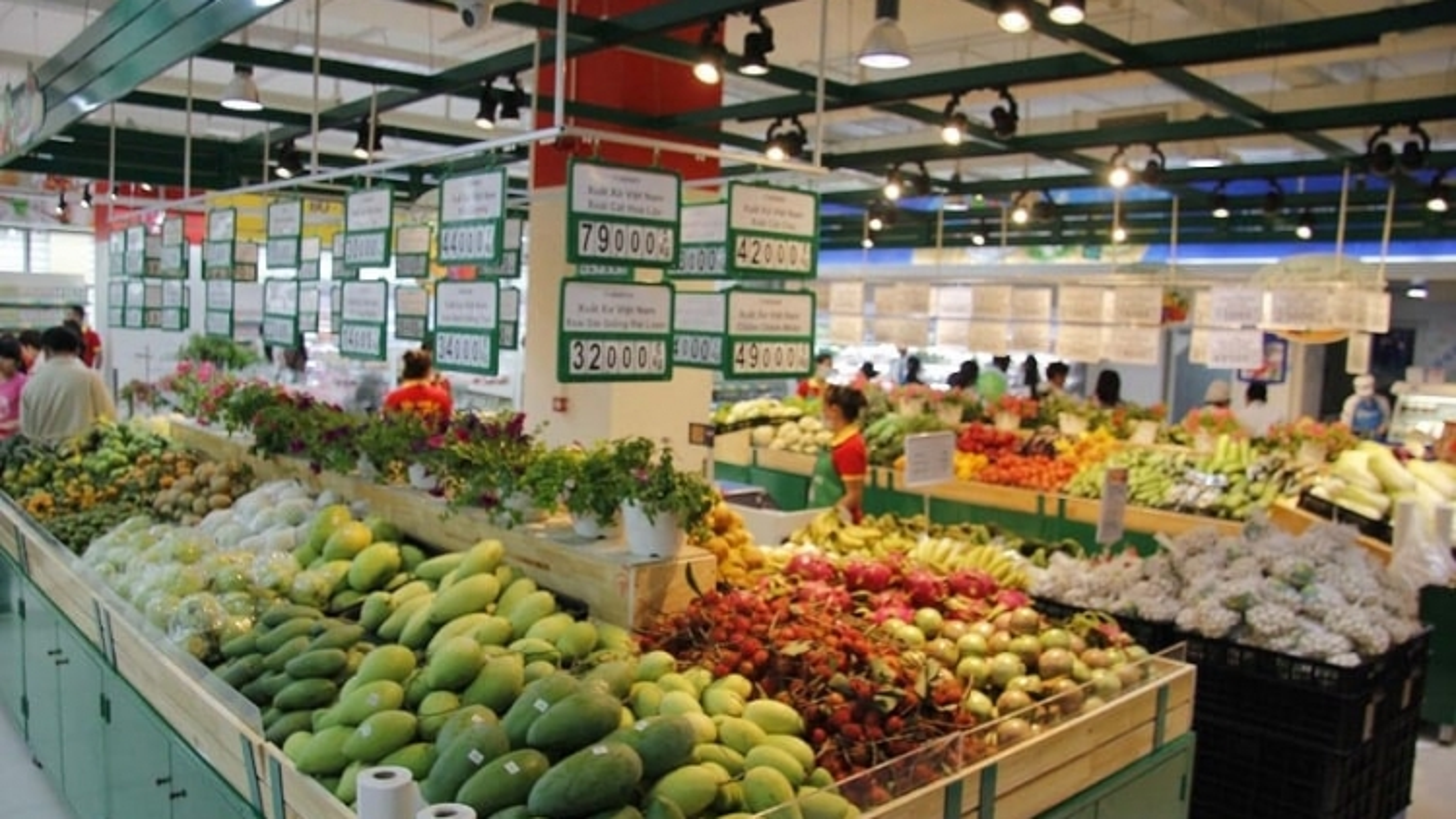 Đà Nẵng dự trữ thực phẩm đủ phục vụ người dân trong vài tháng tới