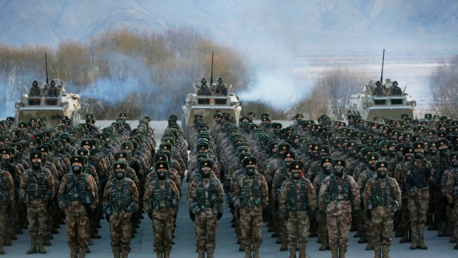 So sánh sức mạnh quân sự Mỹ-Trung Quốc: Ai mạnh hơn?
