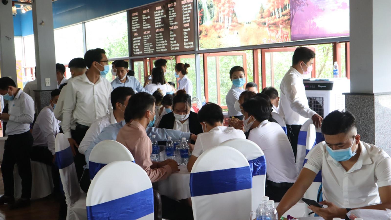 Phạt 320 triệu đồng nhóm người dự sự kiện ở Bình Phước bất chấp lệnh cấm