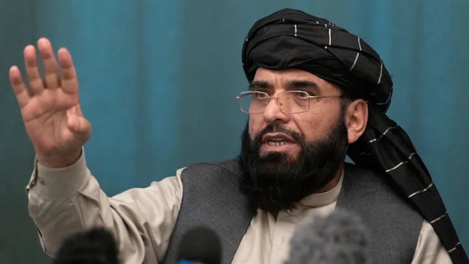 Tham vọng của Taliban không đơn giản chỉ dừng lại ở Afghanistan?
