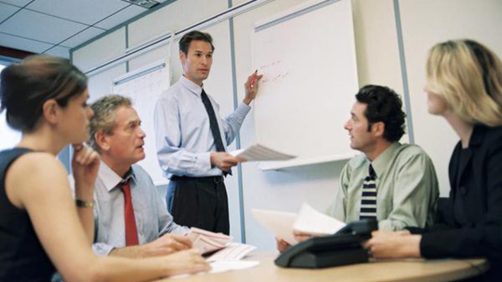 Thủ thuật tâm lý giúp tạo ấn tượng lâu dài với sếp