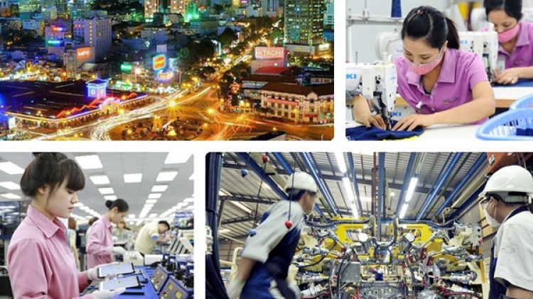 Vietnamese economy records growth of 6.61% in second quarter