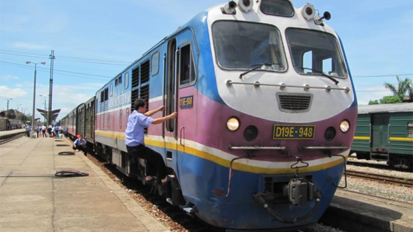 Cục Đường sắt đề xuất cơ cấu lại Tổng công ty Đường sắt Việt Nam