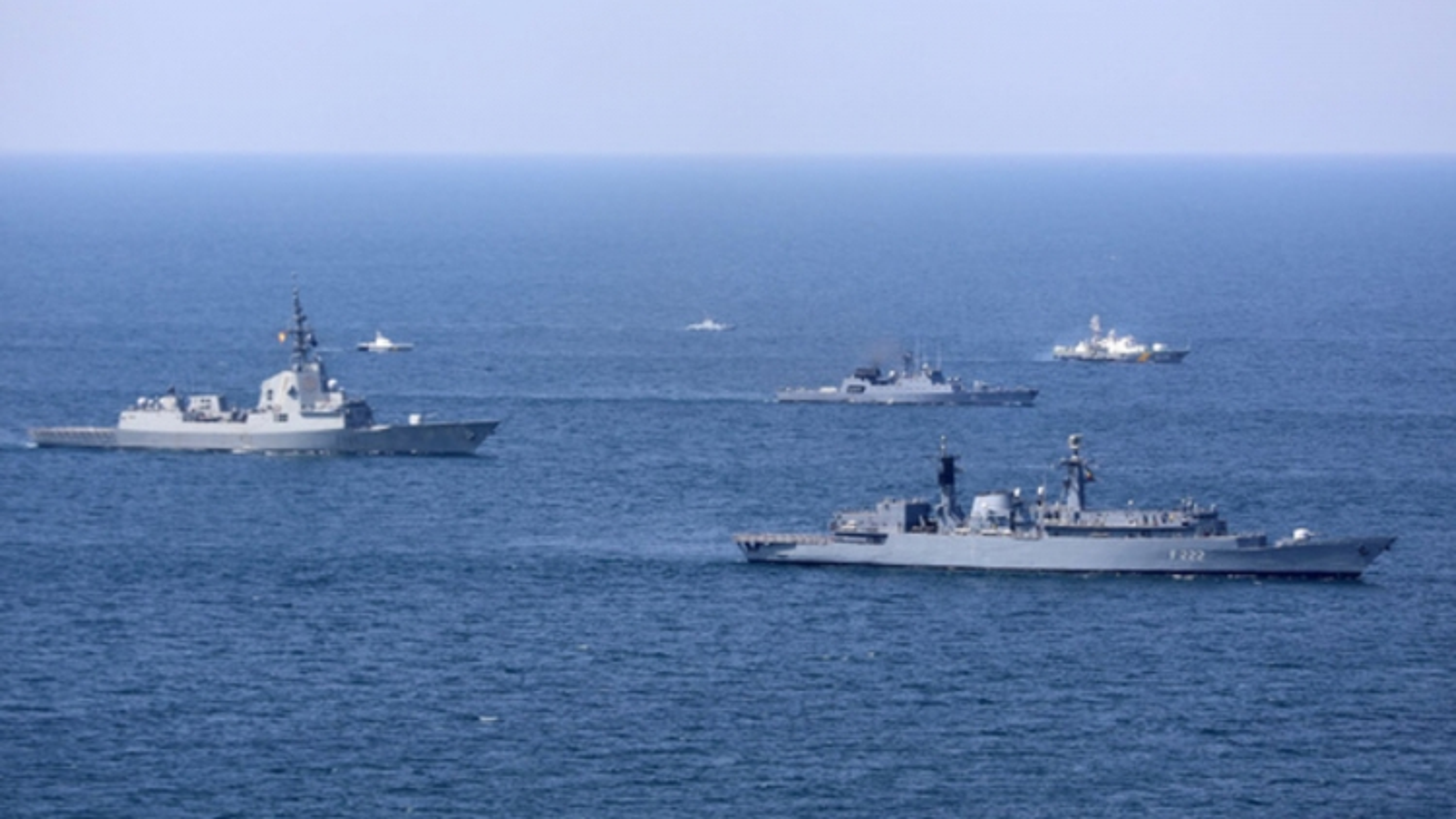 Mỹ và đồng minh tăng cường tập trận Biển Đen, Nga điều chiến đấu cơ bảo vệ biên giới