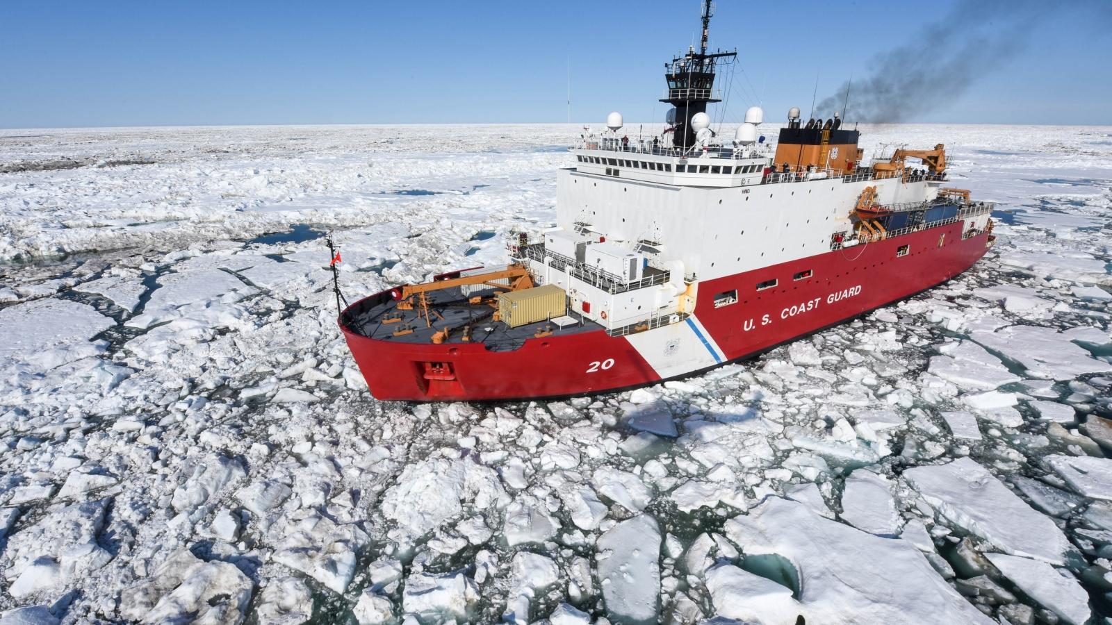 Bắc Cực trở thành khu vực chủ chốt trong chiến lược Mỹ kiềm chế Trung Quốc