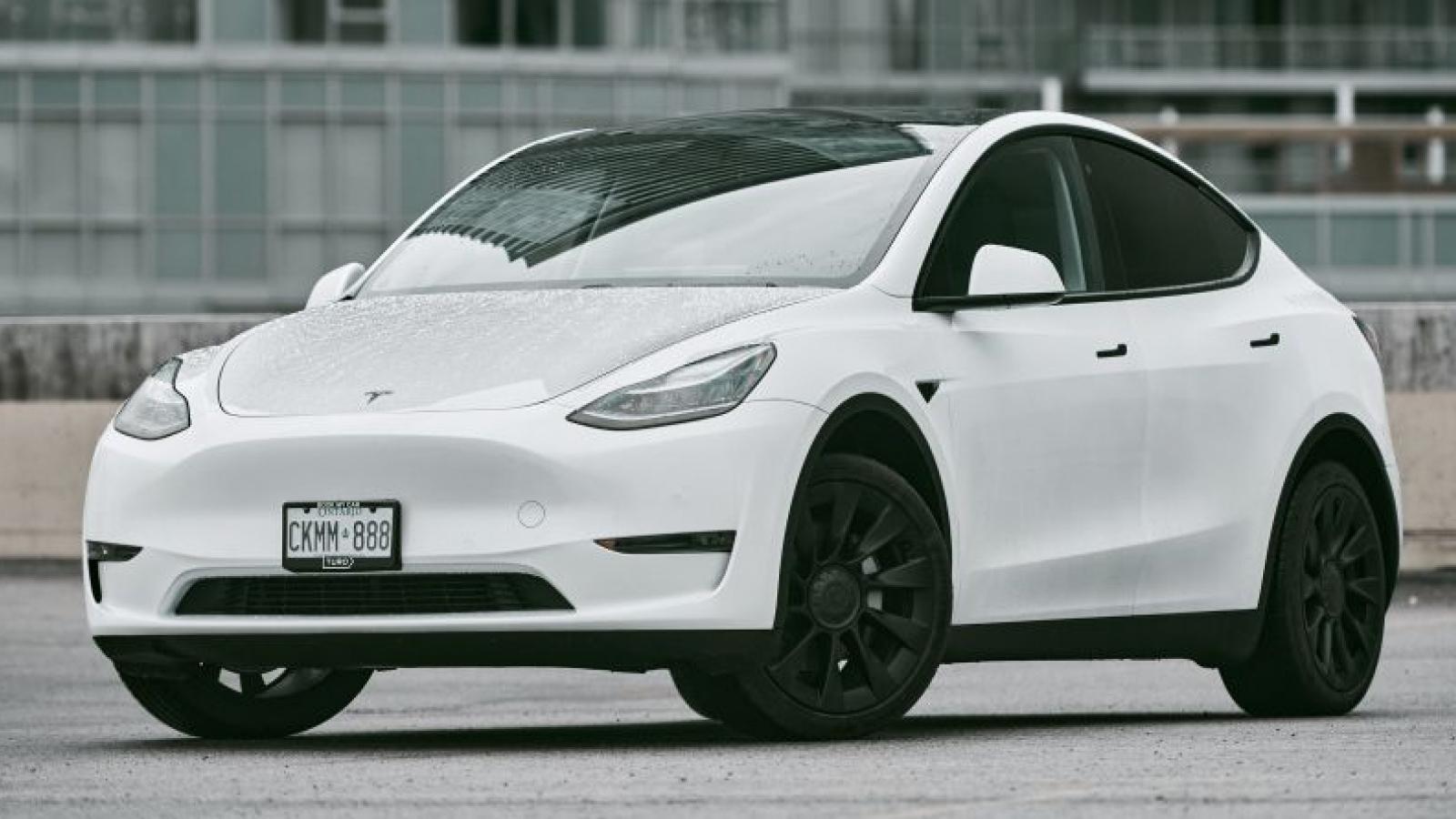 Tesla ghi nhận doanh số kỷ lục trong quý II năm 2021