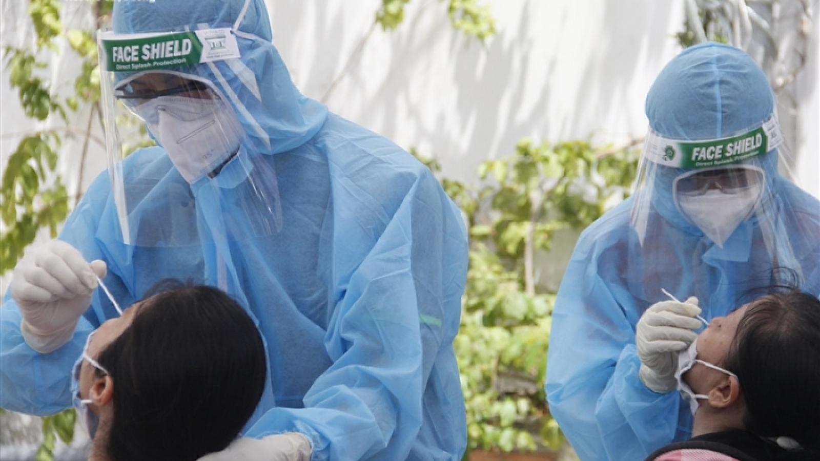 TP.HCM ghi nhận 378 ca COVID-19 qua khám sàng lọc tại bệnh viện