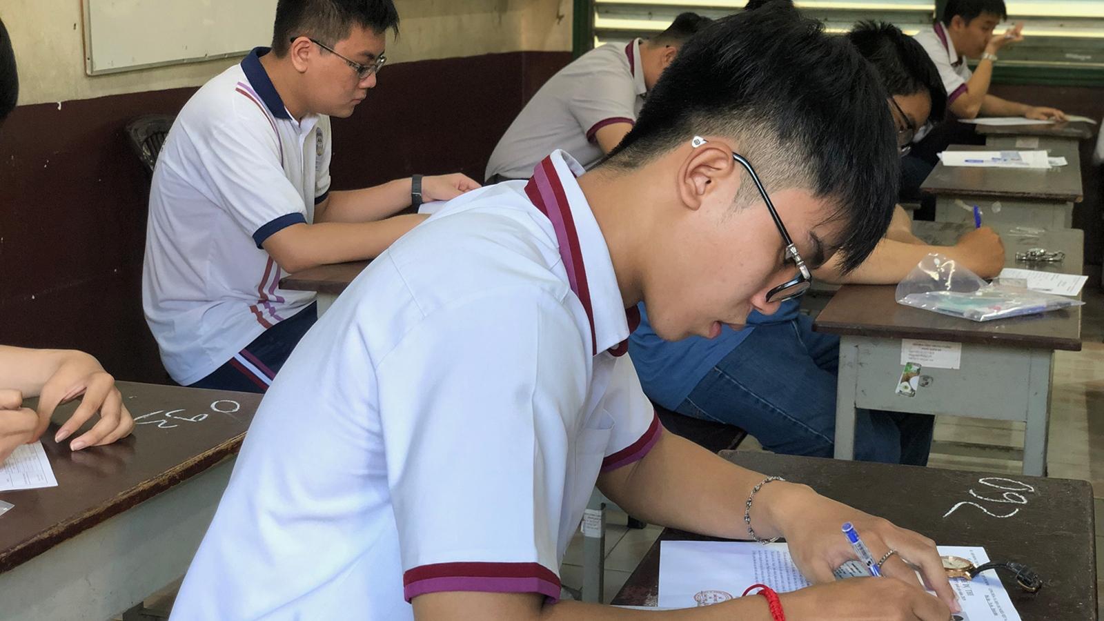 Học sinh F2 có thể được thi tốt nghiệp THPT quốc gia đợt 1