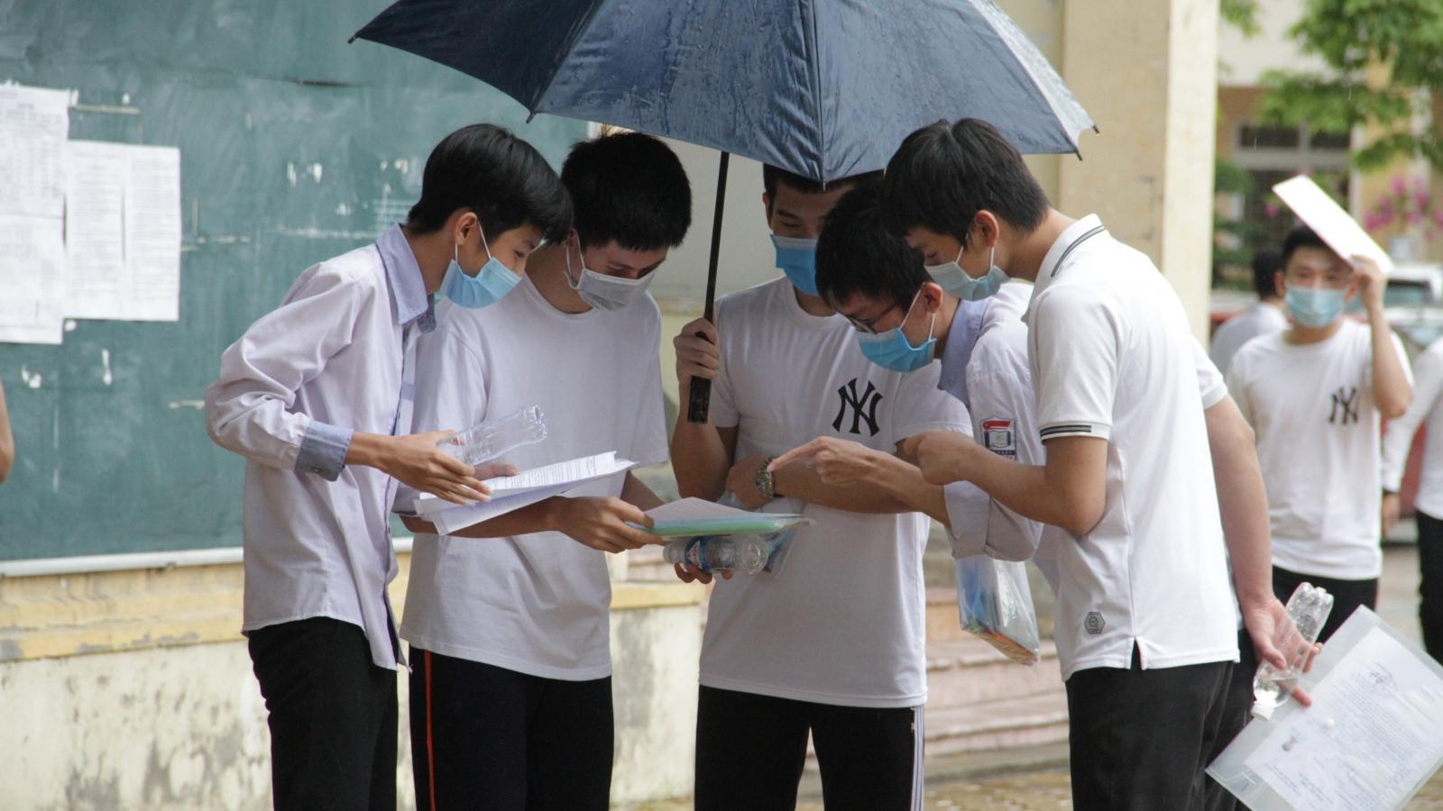 Nghệ An có 761 điểm 10 trong kỳ thi tốt nghiệp THPT năm 2021