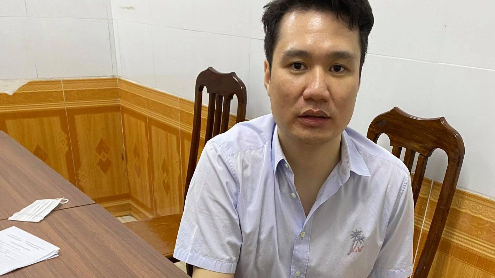 Bắt đôi nam nữ sử dụng ma túy tại chung cư cao cấp ở Hà Nội