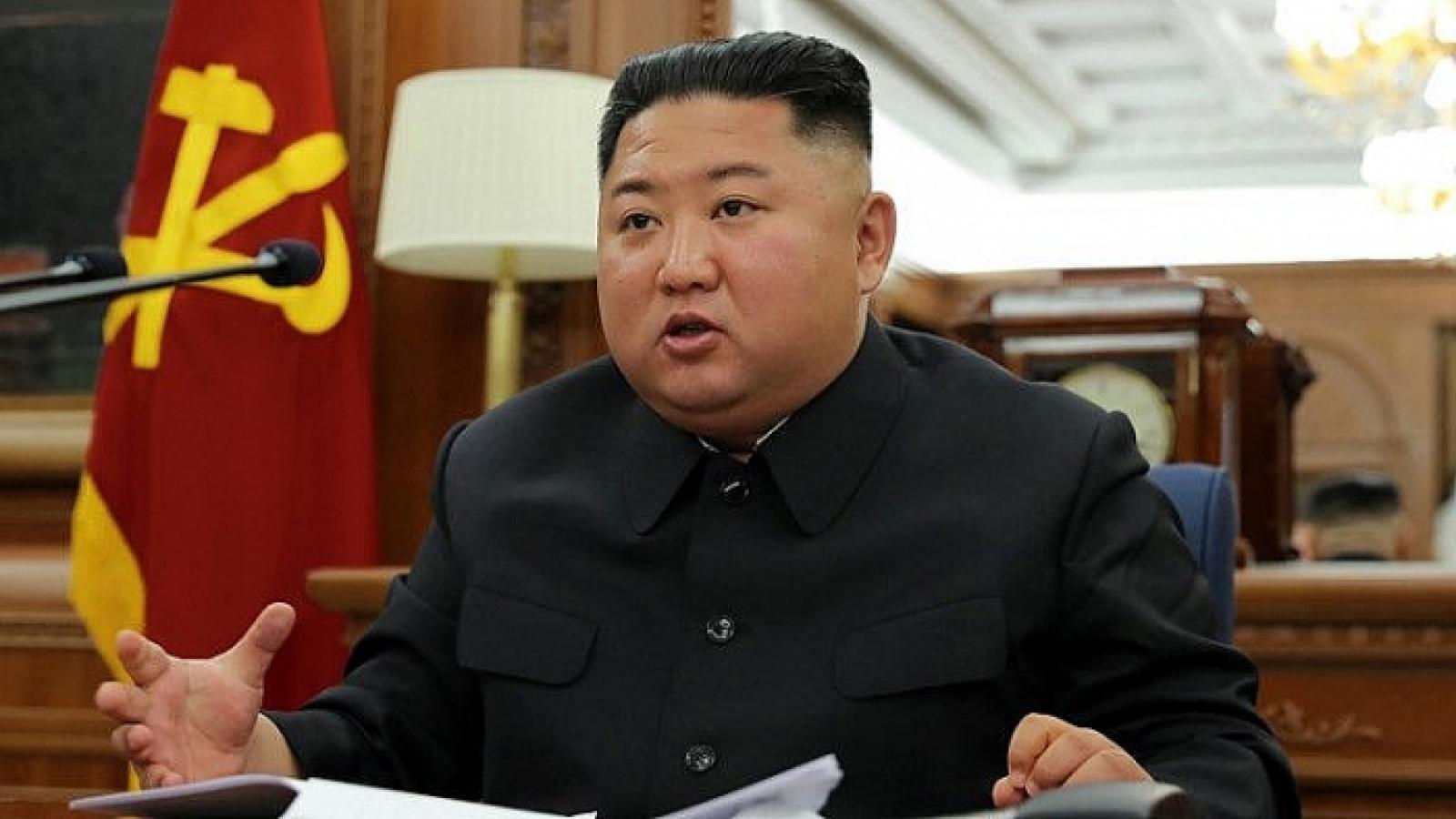 Chủ tịch Triều Tiên Kim Jong Un gửi điện chúc mừng Chủ tịch nước Nguyễn Xuân Phúc