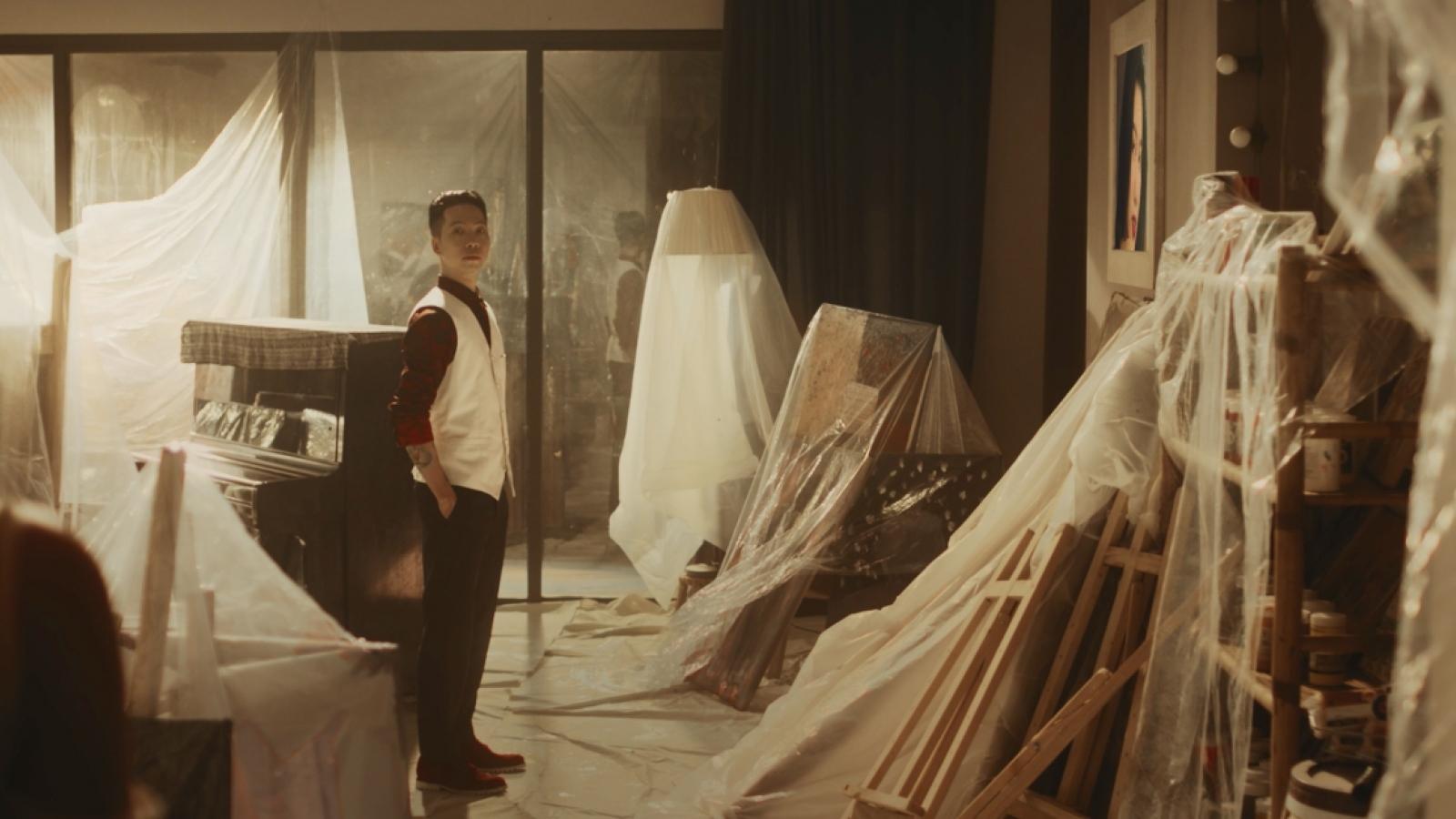 """Da LAB tung Teaser MV """"Thức giấc"""": Thuý Ngân xinh đẹp trong không gian kỳ ảo"""