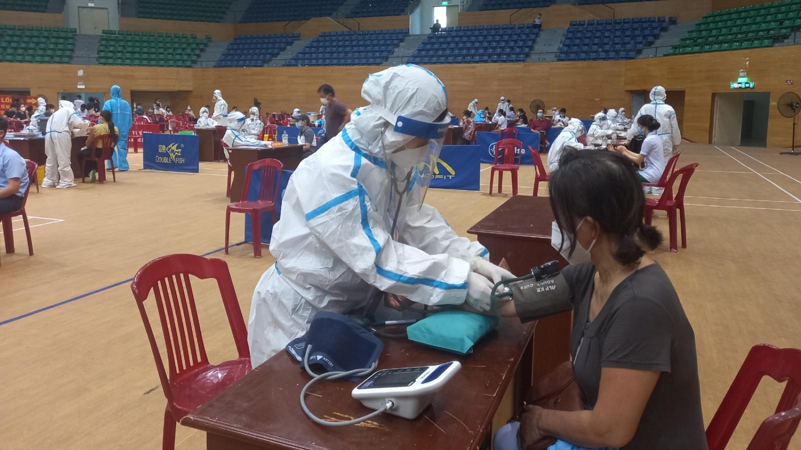 Đà Nẵng bắt đầu triển khai tiêm vaccine phòng Covid-19 cho người dân