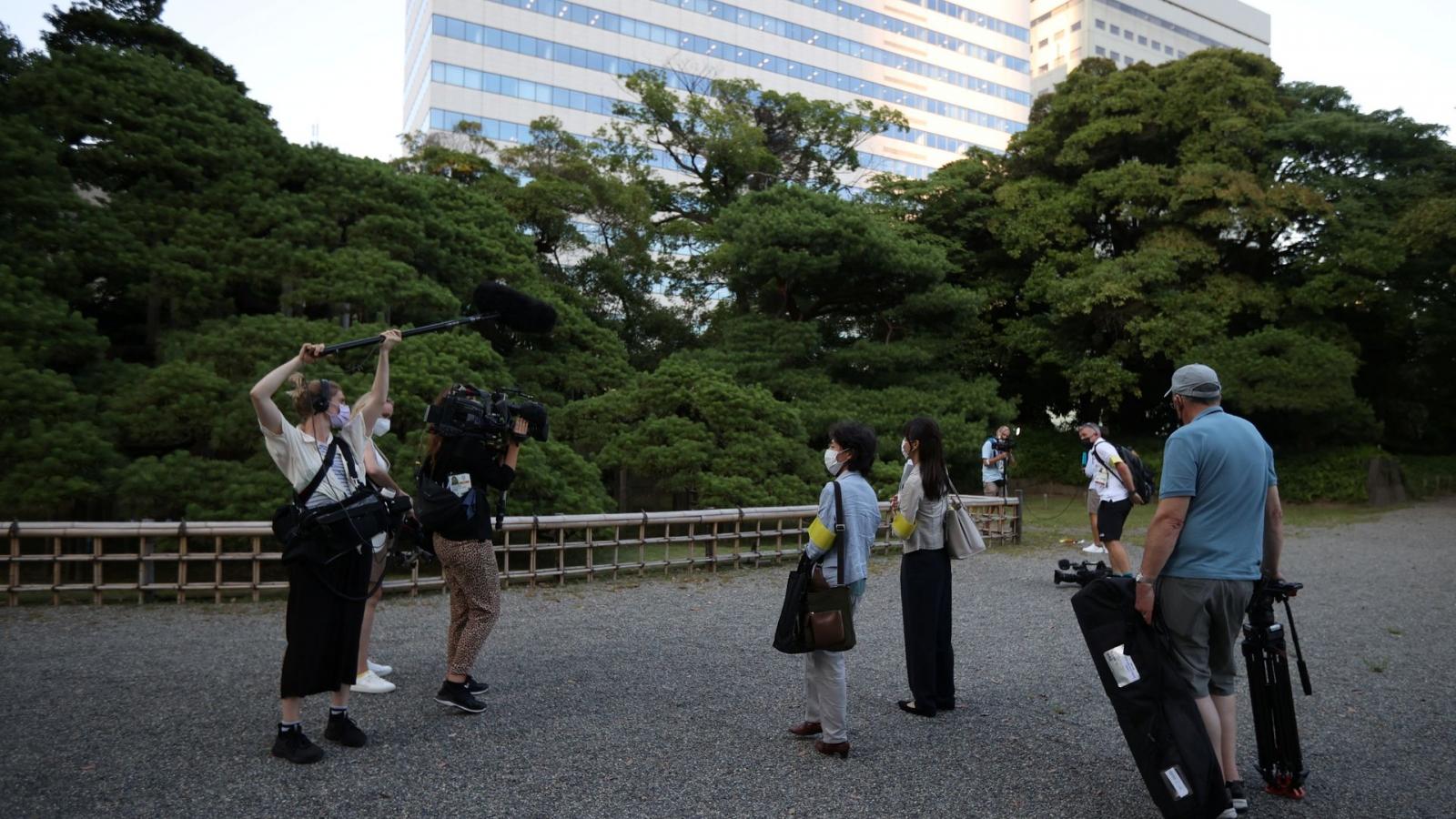 Nhật Bản tặng tour du lịch đặc biệt cho các nhà báo quốc tế trước thềm Olympic Tokyo