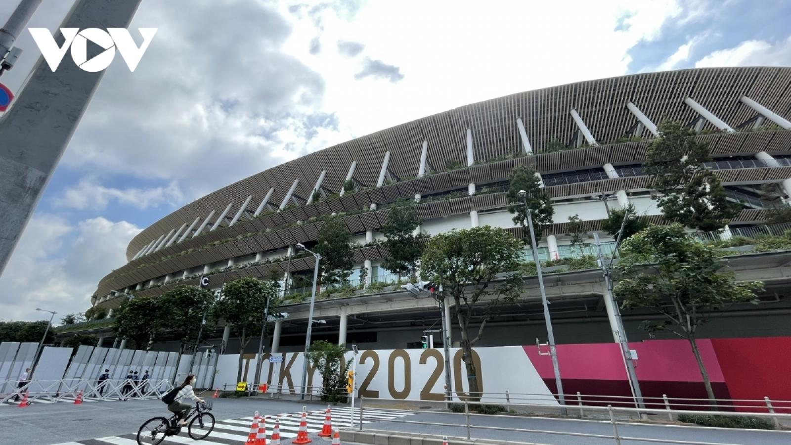 Olympic Tokyo 2020 - một kỳ thế vận hội đặc biệt