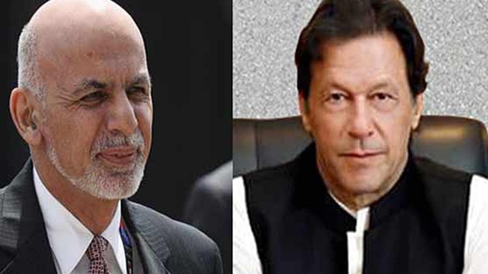 Lãnh đạo Afghanistan chỉ trích lãnh đạo Pakistan đã hậu thuẫn Taliban