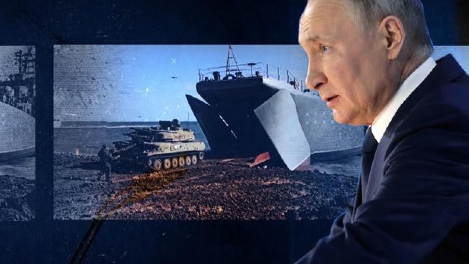 Rầm rộ tập trận quân sự - Nguy cơ đối đầu giữa Nga và NATO