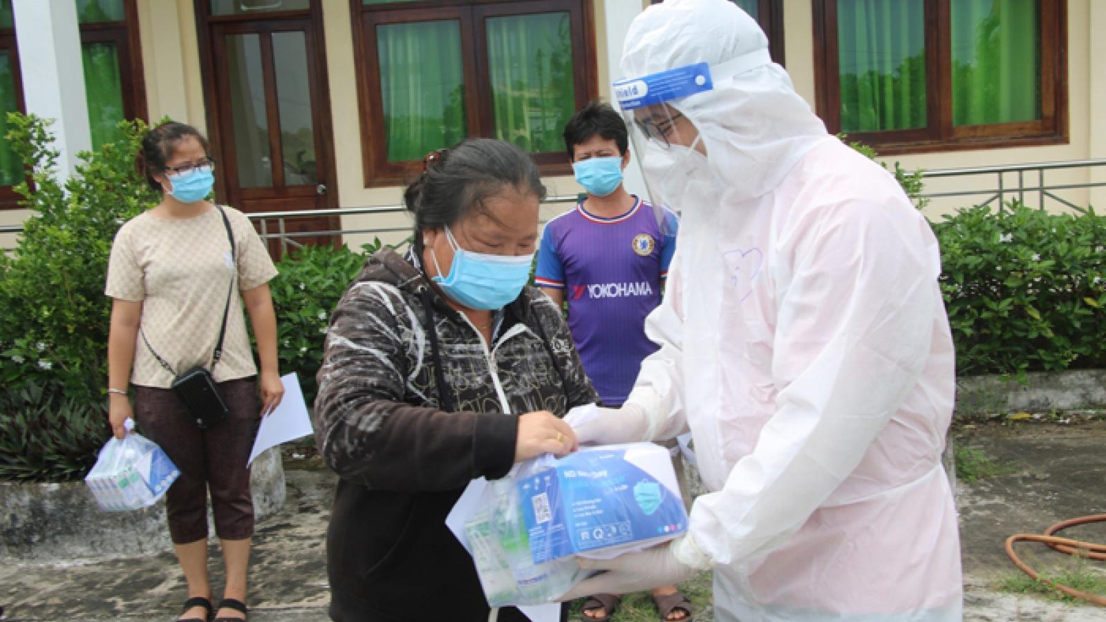 31 bệnh nhân Covid-19 ở Đồng Tháp được xuất viện