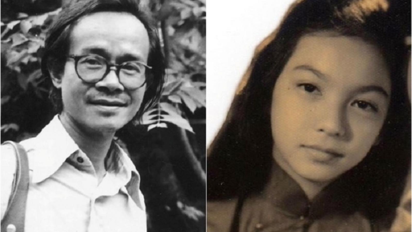 Người con gái yêu Trịnh Công Sơn từ tuổi trăng rằm và vương vấn cả đời