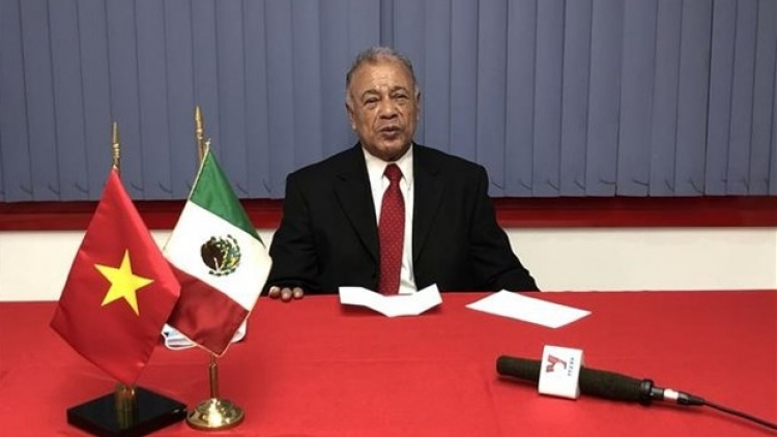 Mexican Labour Party's leader hails socialism building as CPV's sound decision