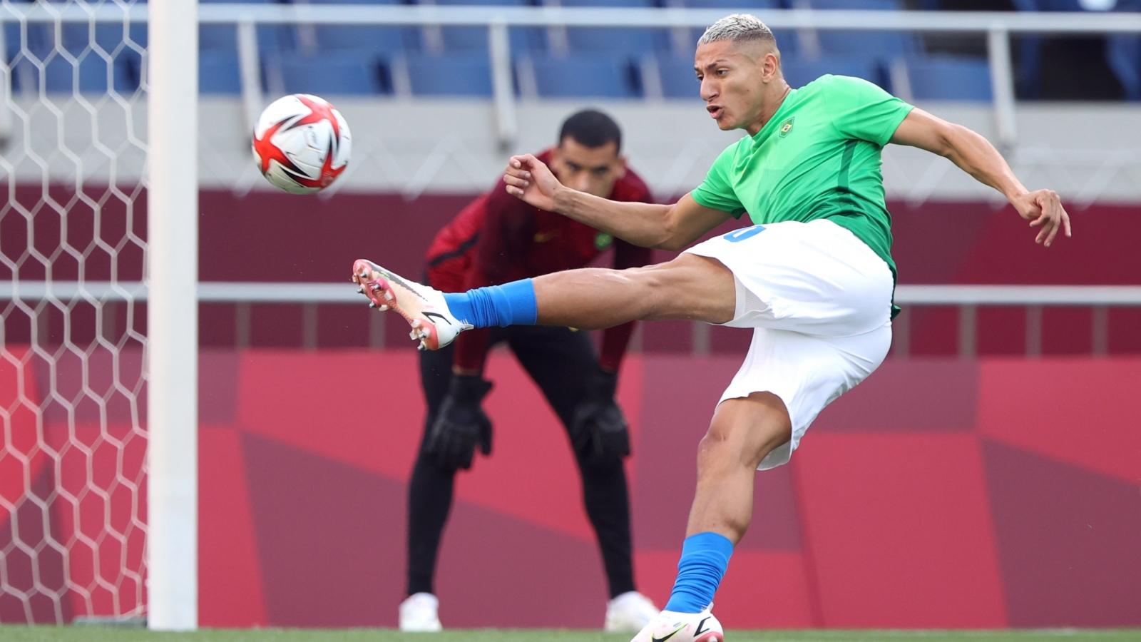 TRỰC TIẾP bóng đá Saudi Arabia 0-0 Brazil: Selecao bế tắc