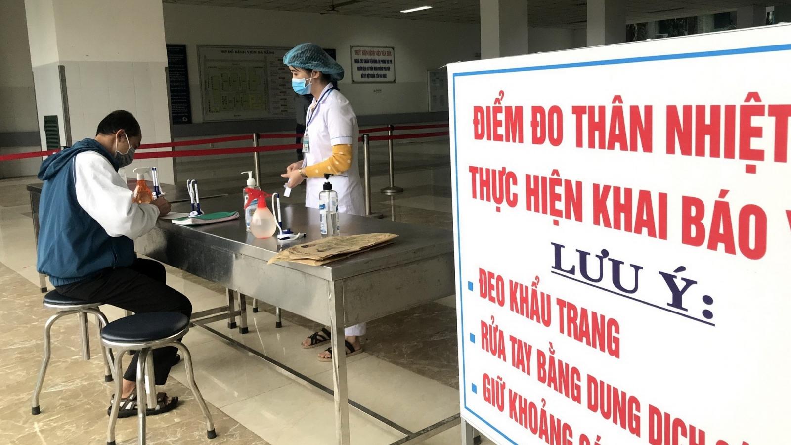 Bệnh viện Đà Nẵng chủ động tầm soát, xét nghiệm SARS-CoV-2