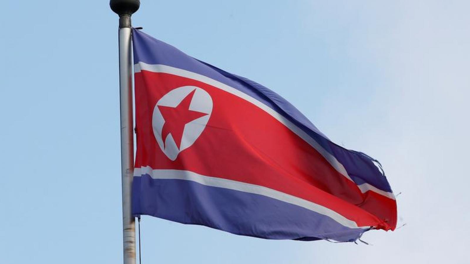 Hàn Quốc: Triều Tiên bắn 2 tên lửa đạn đạo ra Biển Nhật Bản