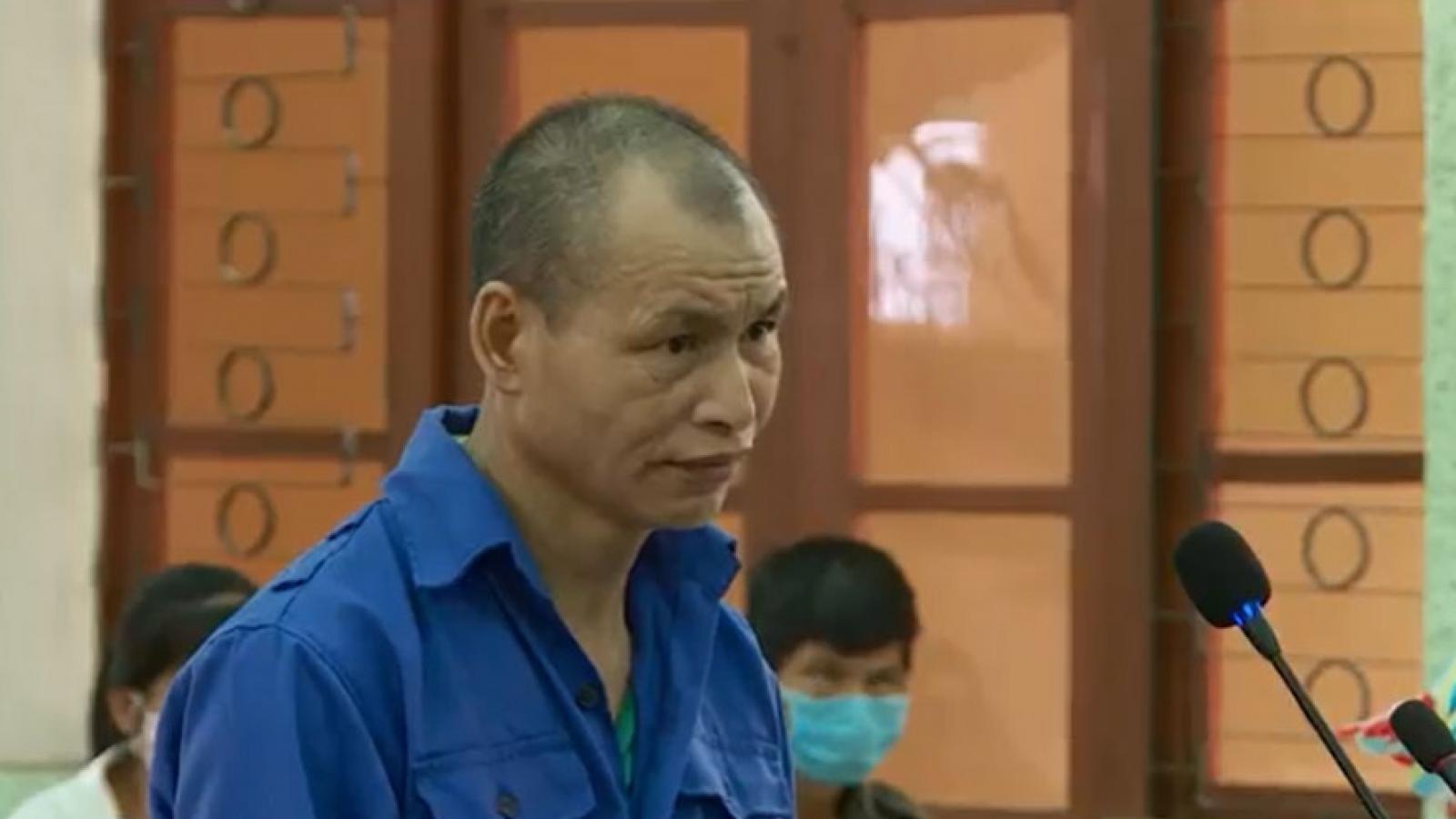 Lĩnh án 8 năm tù vì âm mưu sát hại gia đình hàng xóm