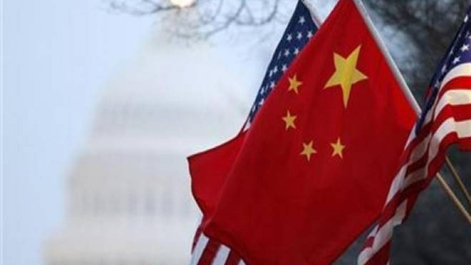 Trung Quốc áp đặt trừng phạt vàphản ứng của Mỹ