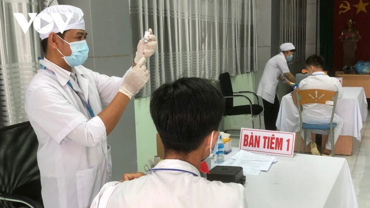 Over 4 million doses of COVID-19 vaccine administered in Vietnam
