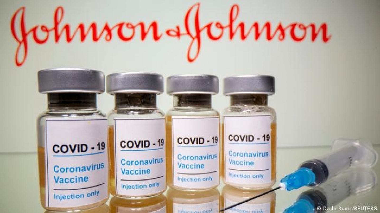 Johnson & Johnson chuẩn bị bắt đầu nghiên cứu vaccine Covid-19 cho trẻ vị thành niên