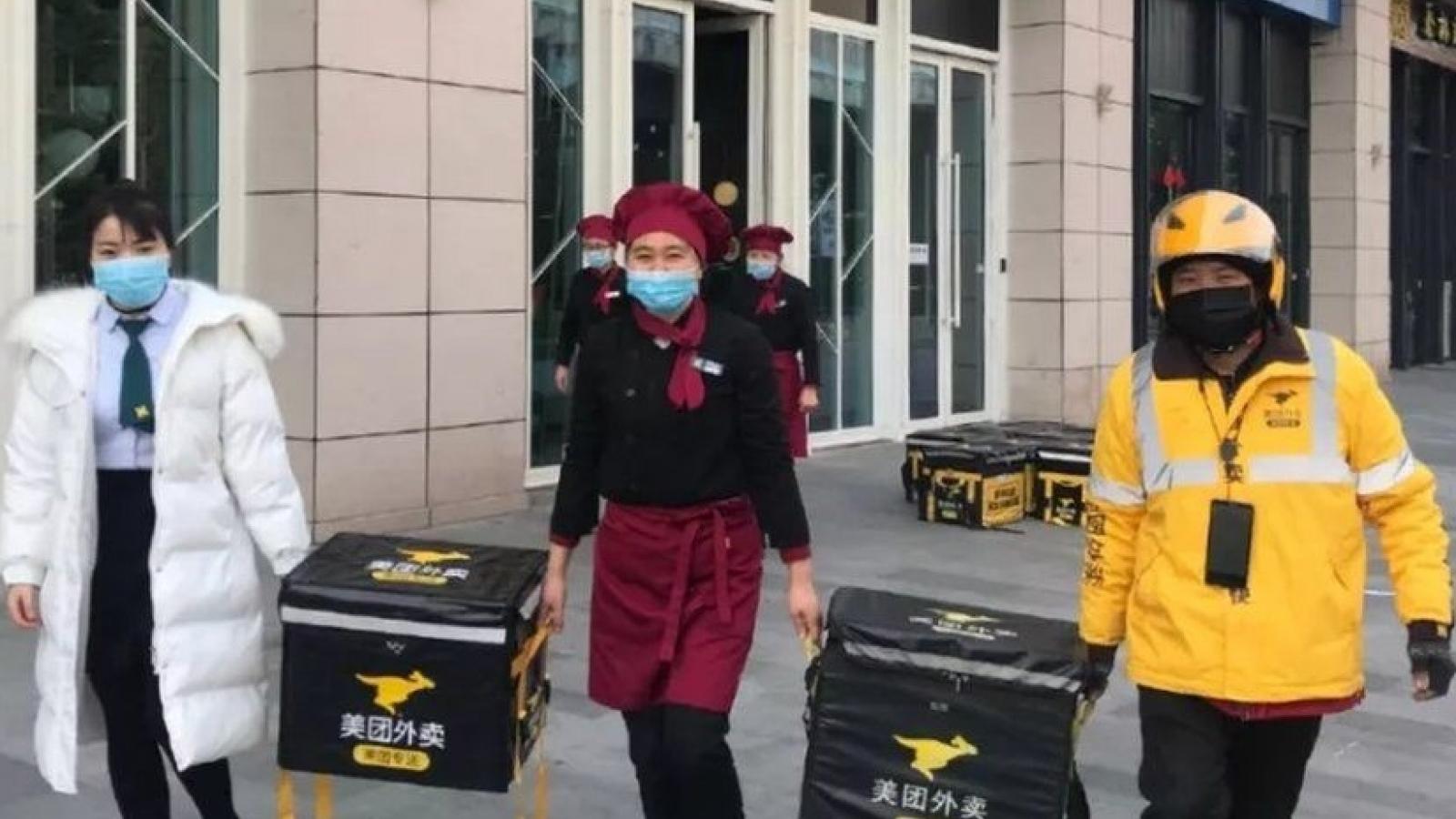 Kinh nghiệm giao hàng (ship) cho mua bán trực tuyến thời Covid-19 ở Trung Quốc