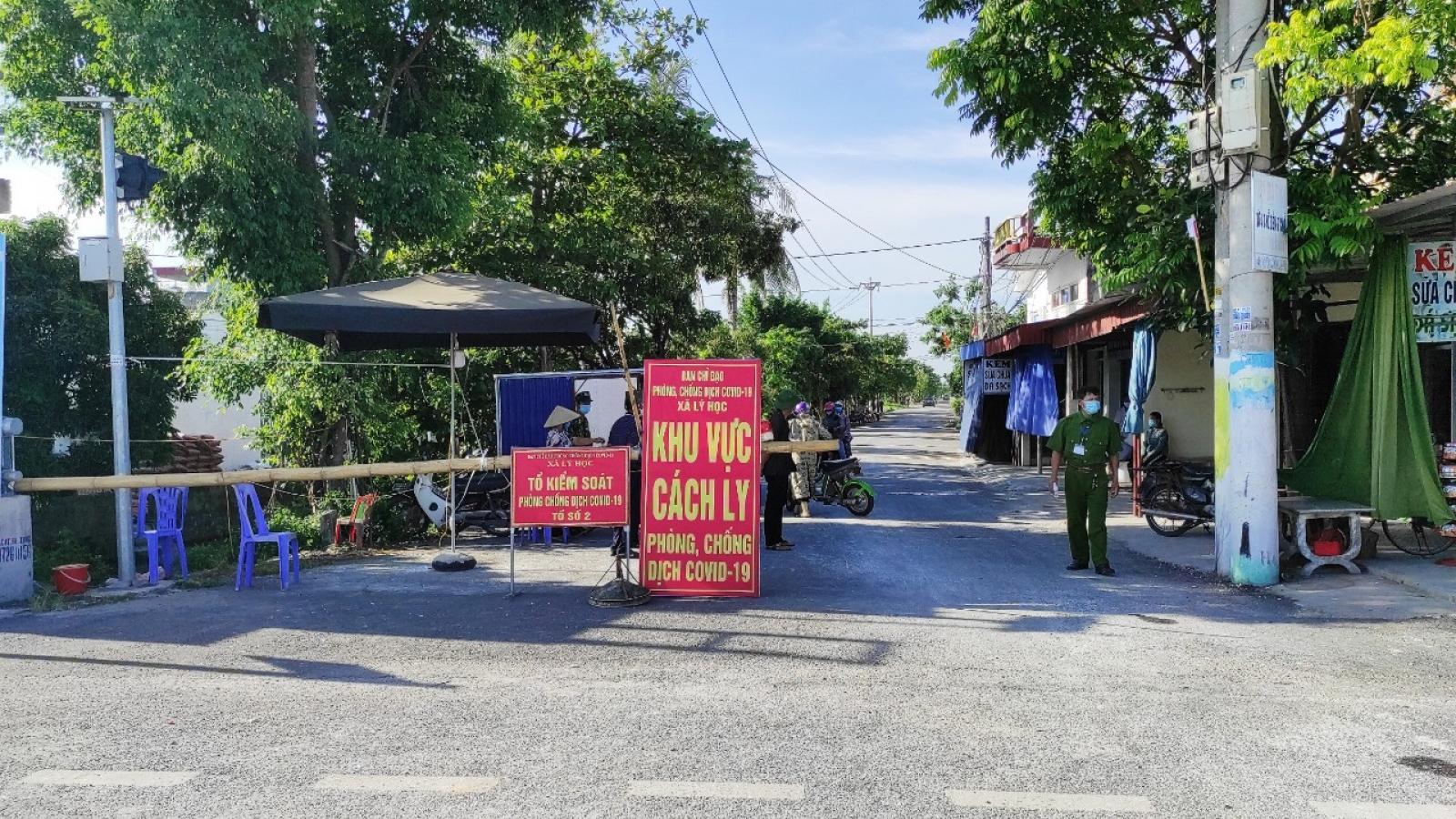 Hải Phòng tiếp tục nới lỏng giãn cách xã hội tại huyện Vĩnh Bảo