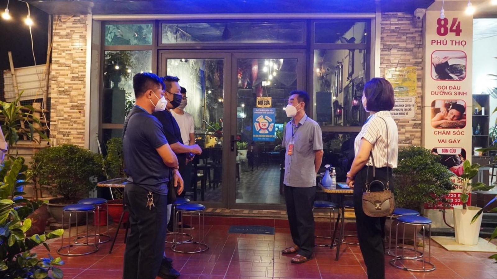 TP. Hải Dương tạm dừng hoạt động nhà hàng, quán ăn