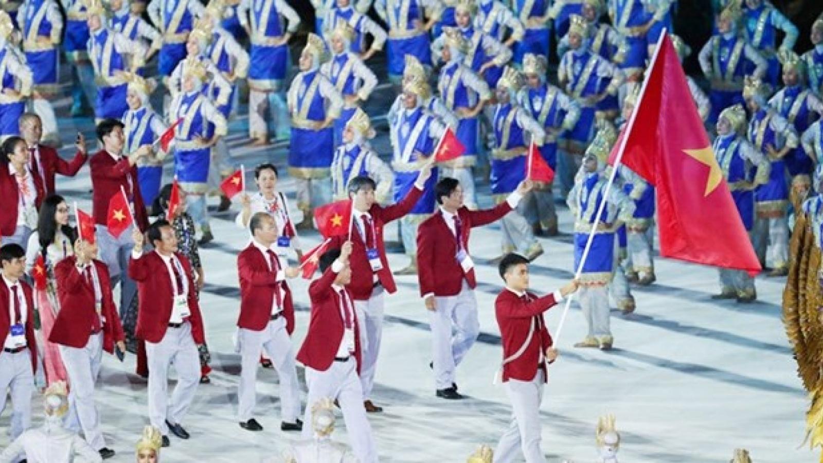Vietnam to send 43-member delegation to Tokyo 2020 Olympics
