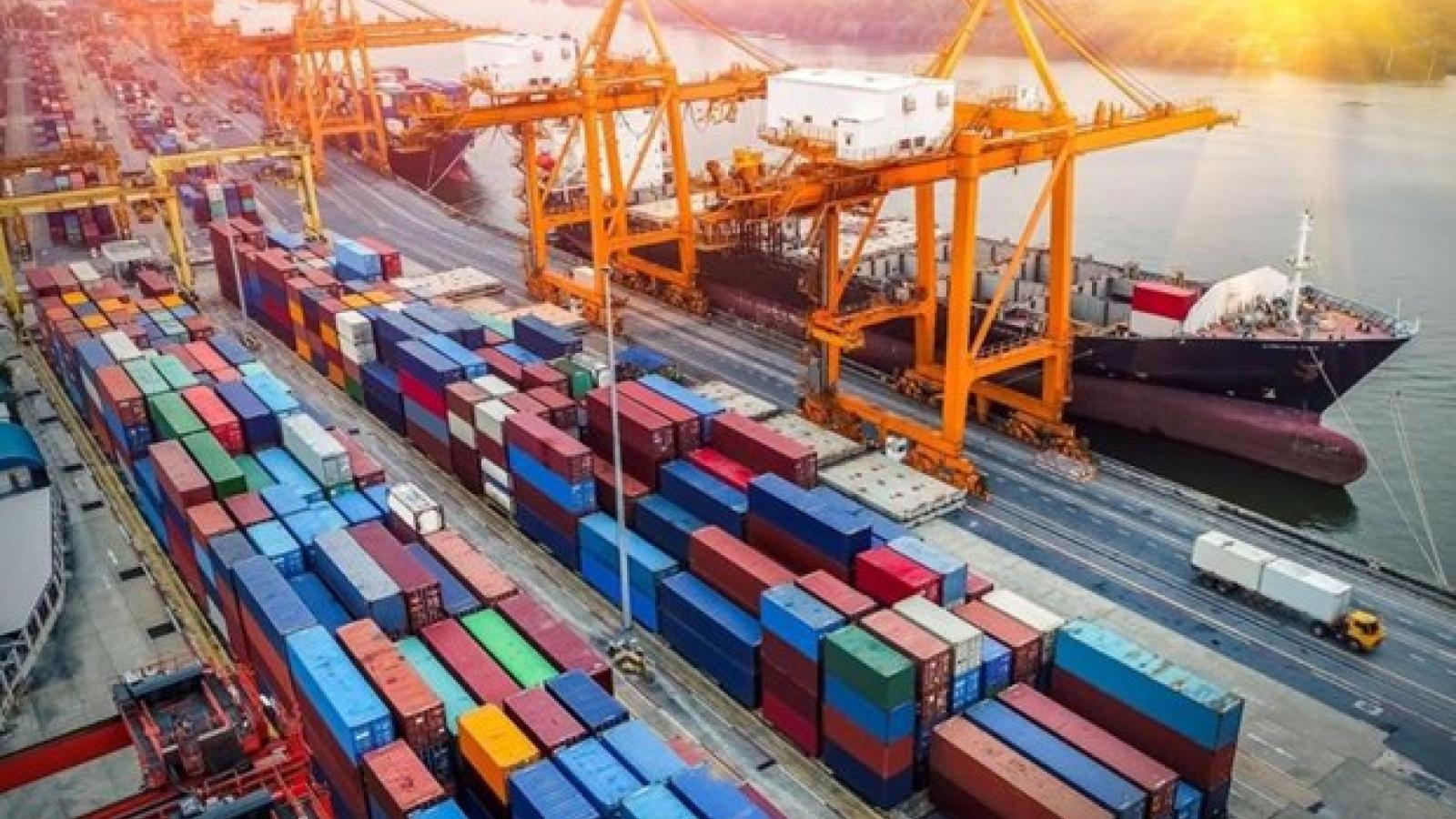 Vietnam's exports up 25.5% in seven months