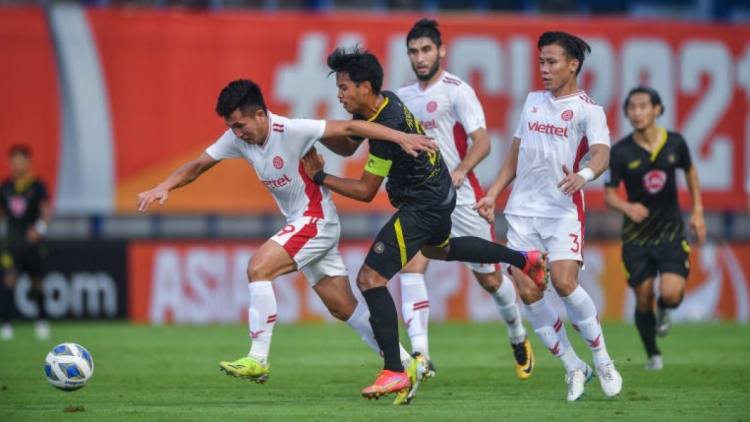 Viettel FC secure win over Kaya FC in final match of AFC Champions League