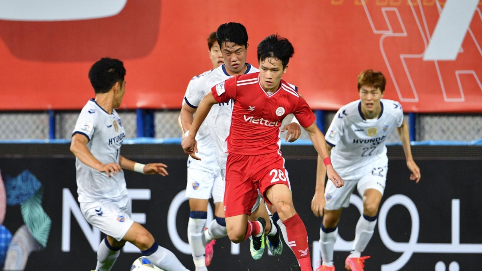 Viettel FC – Ulsan Hyundai: Ngáng chân nhà vô địch?