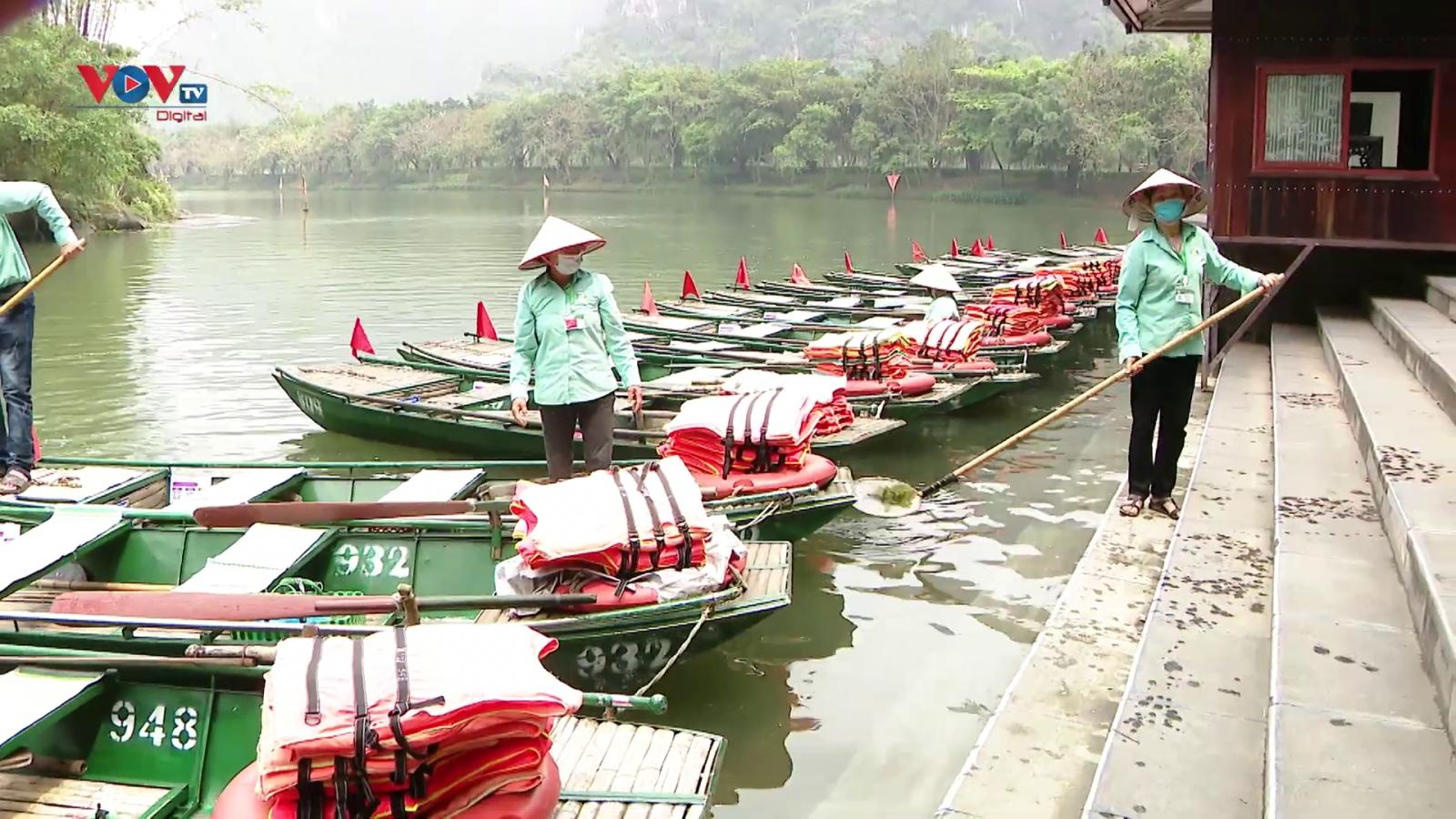 Ninh Bình gìn giữ môi trường sinh thái, hướng tới du lịch bền vững