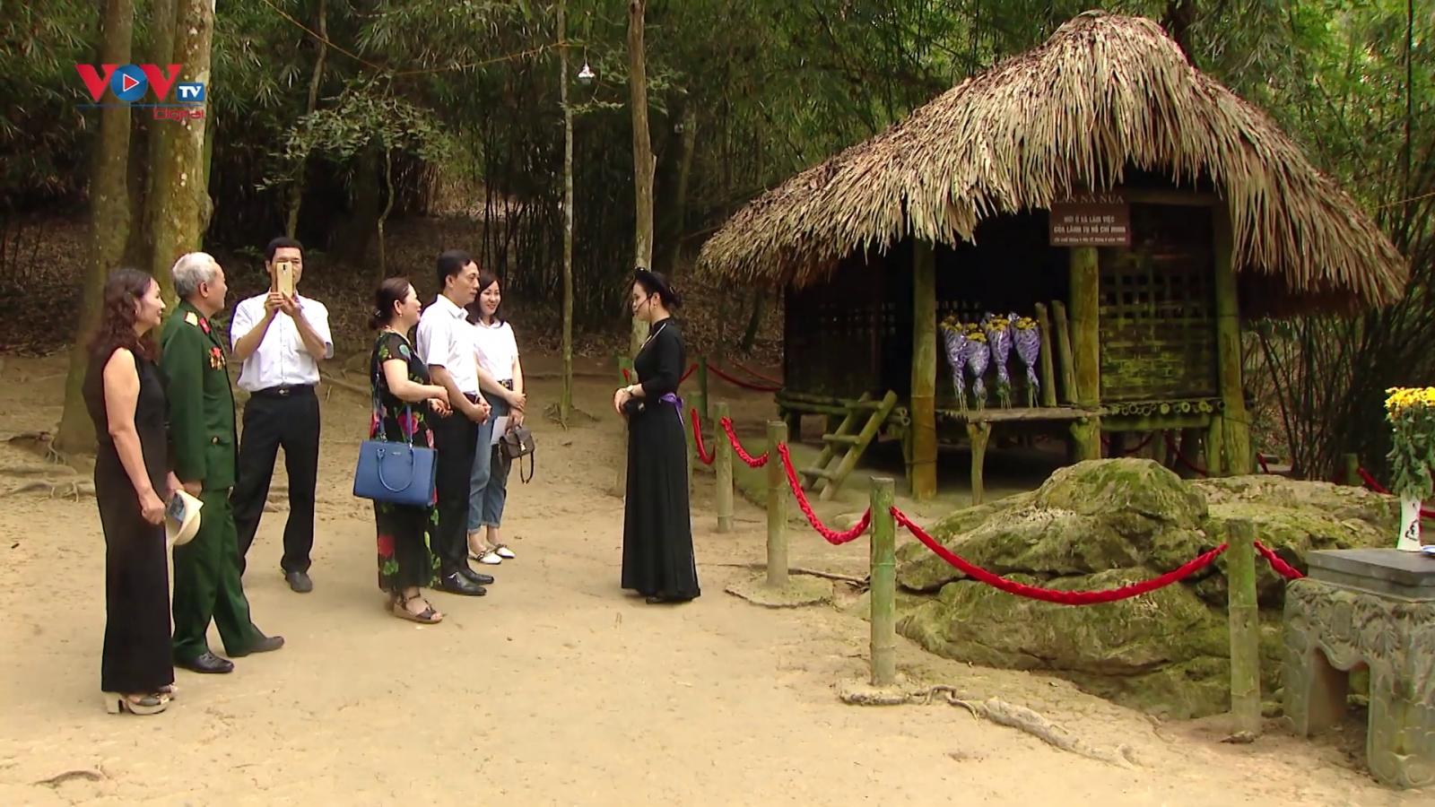 Điểm du lịch Tân Trào, Tuyên Quang: Tìm về cội nguồn cách mạng