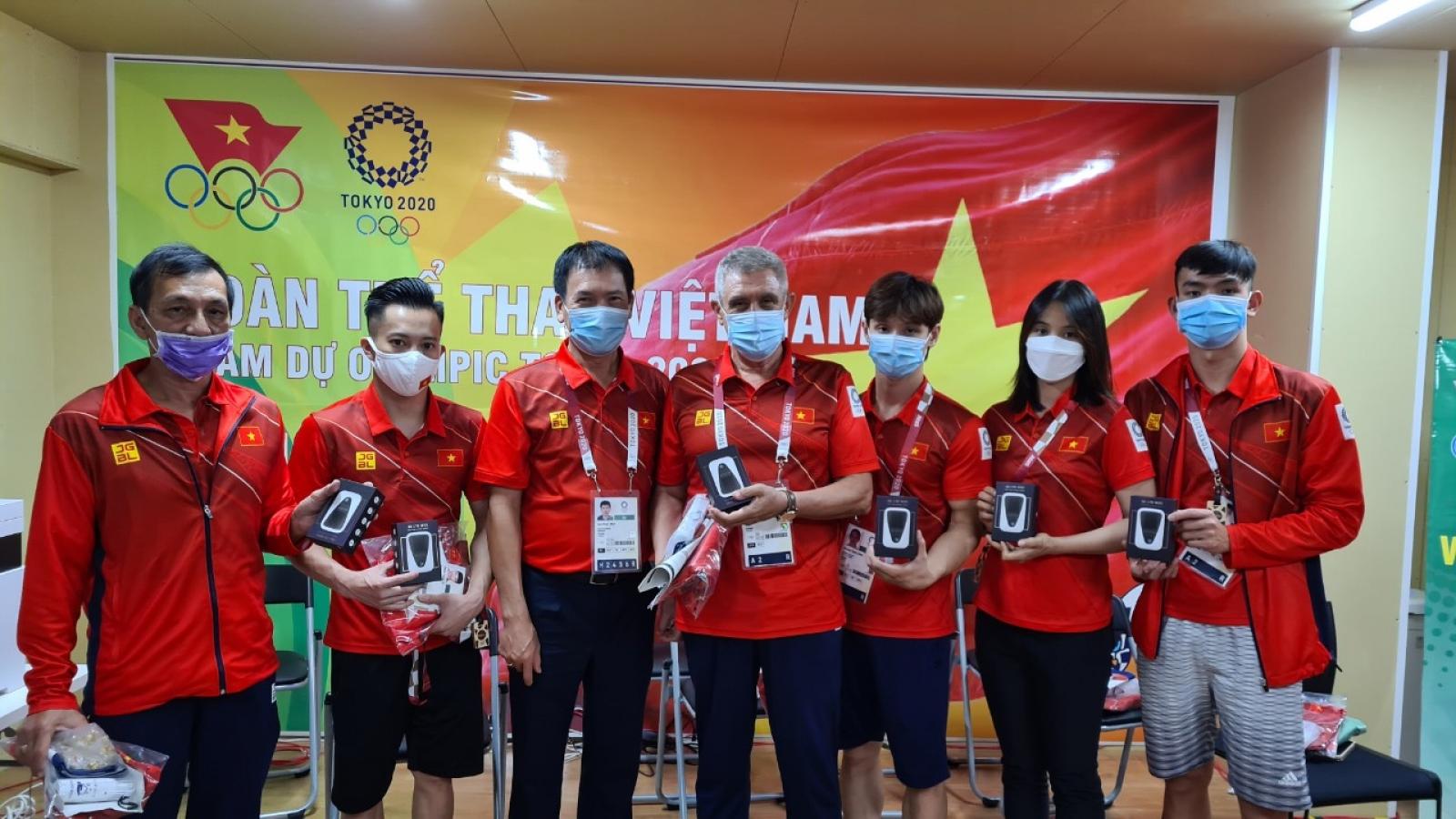 Trưởng đoàn Trần Đức Phấn: Thể thao Việt Nam vẫn còn khoảng cách với đấu trường Olympic
