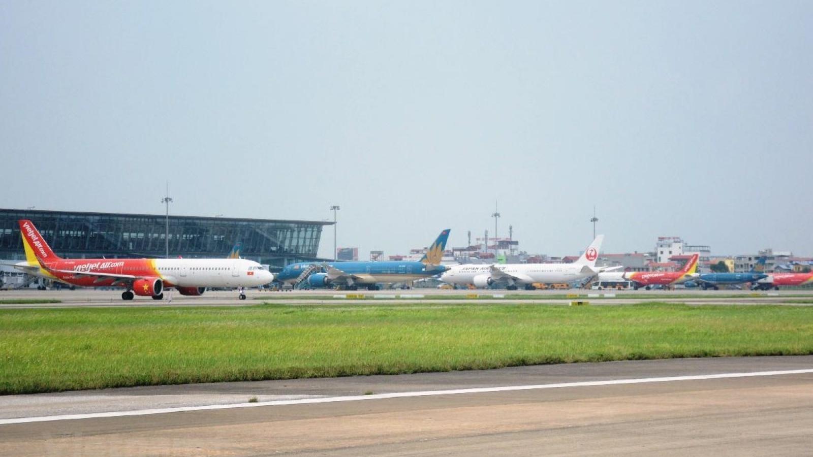 Đề xuất tạm dừng bay chở khách đi đến Thọ Xuân, Phú Bài, Chu Lai