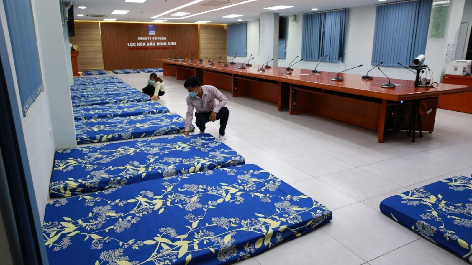 Quảng Ngãi: Để lây lan dịch bệnh, chủ doanh nghiệp phải chịu trách nhiệm