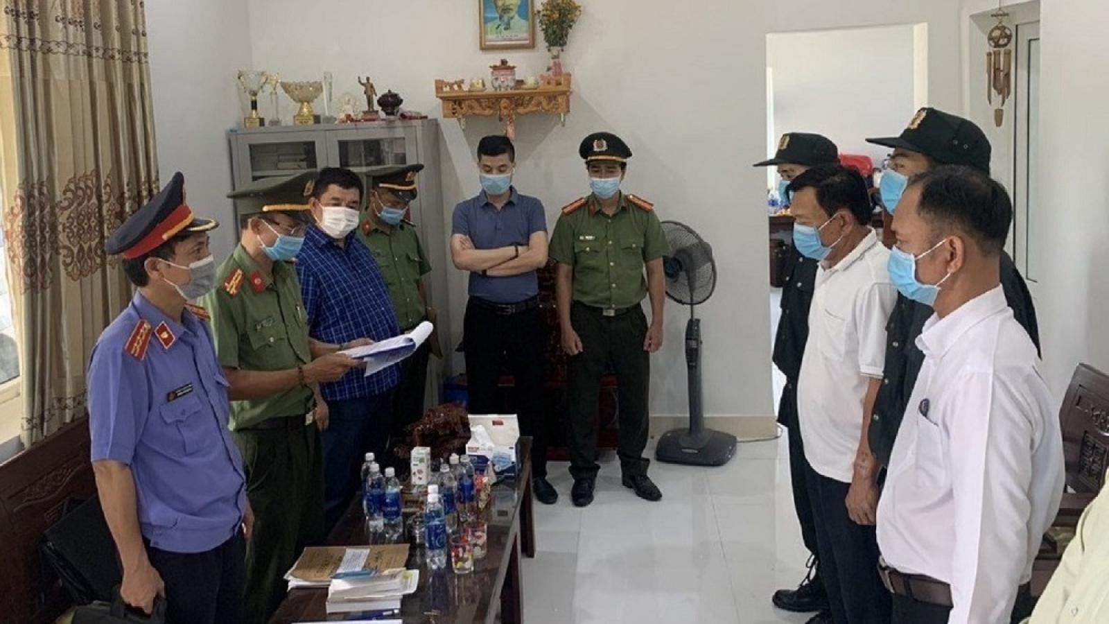 Bắt Giám đốc và Phó Giám đốc Cảng Hàng không quốc tế Phú Bài – Thừa Thiên Huế