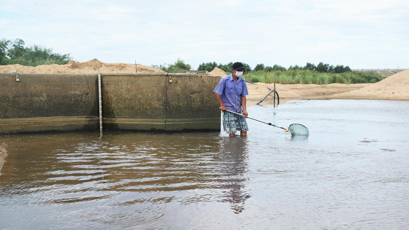 TP. Tuy Hòa (Phú Yên) có nước sinh hoạt bình thường trở lại