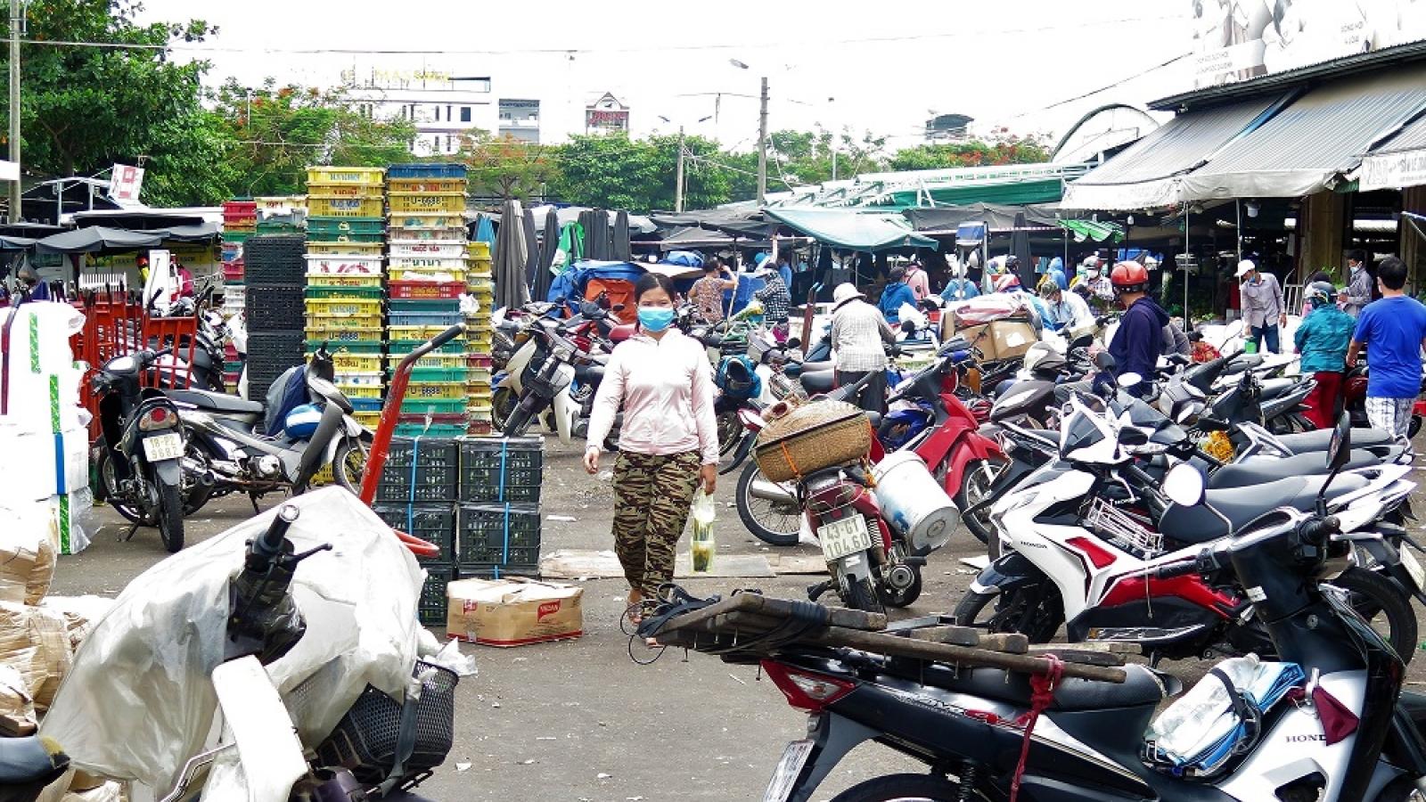 Người dân Đà Nẵng không lo sốt giá, không nên mua hàng tích trữ