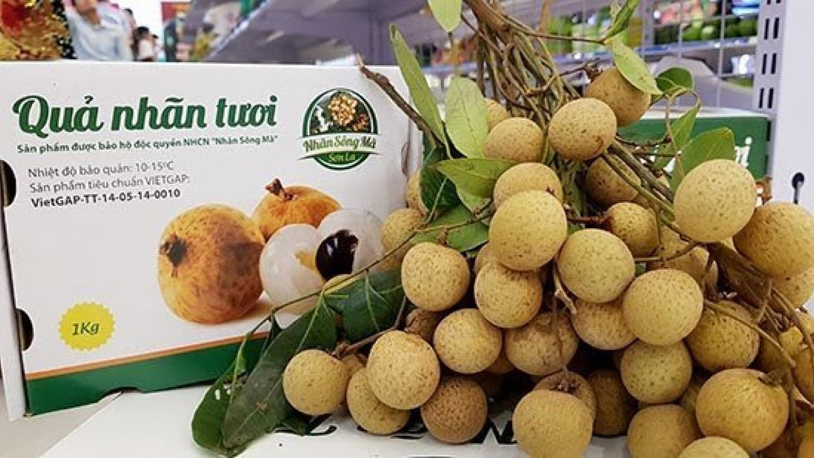 Son La exports longans to EU and UK markets